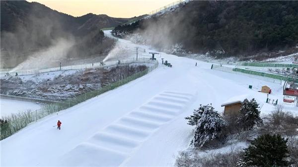 雪友福音!德邦快递入驻北京南山滑雪场 提供专业雪具运输服务